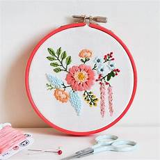 19 diy embroidery projects for weekends sad to
