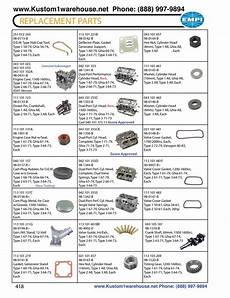 Replacement Engine And Motor Parts Cases Cam Plugs