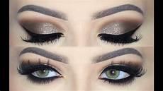 brown smokey eye makeup tutorial samways