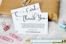 Business Thank You Cards With Logo Business Thank You Amp Care Cards Stationery Templates