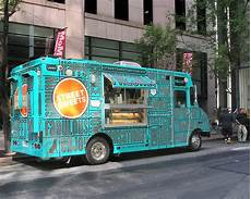 Outside Lighting For Mobile Food Truck Street Sweets Mobile Food Truck Midtown Manhattan New Yo