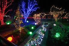 Winter Lights Arboretum Nc Winter Lights At Nc Arboretum