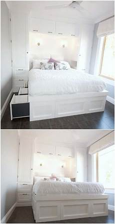 Bedroom Ideas For Small Rooms 31 Small Space Ideas To Maximize Your Tiny Bedroom