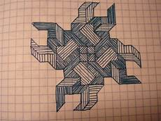 Graph Paper Star Graph Paper Ninja Star By One Two Three On Deviantart