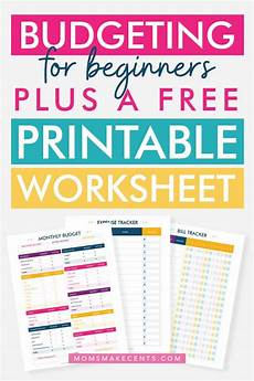 Making A Budget Planner How To Make A Budget Free Printable Budget Template