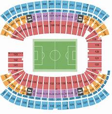 Gillette Stadium Soccer Seating Chart Soccer Seating Chart Interactive Seating Chart Amp Seat Views