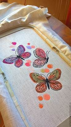 Embroidery Designs Machine Embroidery Designs Spring Butterfly Bt198 купить