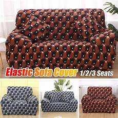 Sofa Floor Protector 3d Image by 3d 1 2 3 Seater Stretch Sofa Cover Lounge Recliner