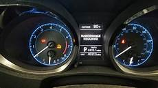 My Brake Lights Wont Turn Off Toyota Corolla 2014 And 05 2017 Toyota Corolla Oil Light Reset