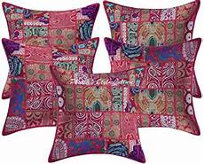 stylo culture ethnic cotton living room throw