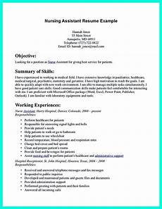 How To Do A Cna Resumes Pin On Resume Sample Template And Format