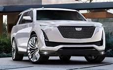New Cadillac Models For 2020 by 2020 Cadillac Escalade Review Engine Price Specs Car