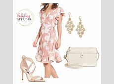 What to Wear to a Rehearsal Dinner ? Fabulous After 40