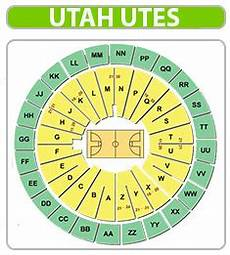 Huntsman Center Seating Chart Utah Utes Women S Basketball Tickets Huntsman Center