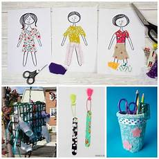 fabric scrap crafts and activities for what can we