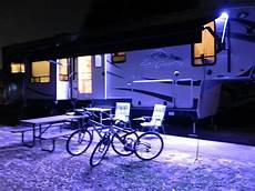 How To Add Led Lights To Rv Awning Multicolor Led Light With Remote Wireless Dimmer