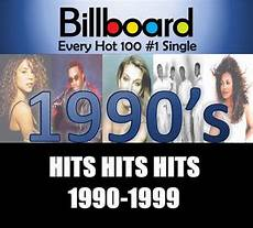 Billboard Year End Charts 1999 Billboard 1 Hits 90s Number One Singles 1990 1999 On