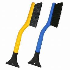 Snow Brushes Snow Brush W Scraper 16in