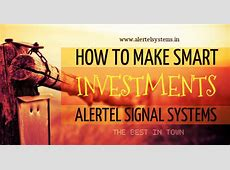 How to make smart Investments from Alertel buy sell signal