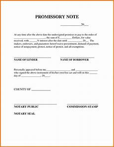 Free Printable Promissory Note Form Free Promissory Note Template Cyberuse