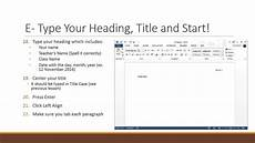 Microsoft Word Mla How Do I Format An Mla Paper In Microsoft Word 2014 Youtube