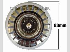Franke / LIRA Basket Strainer Plug (Old Style)   008445