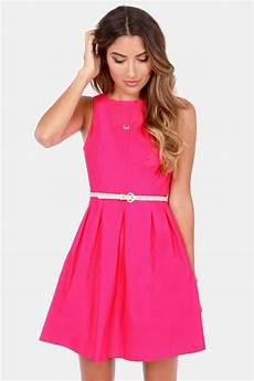 fuchsia dress pink dress sleeveless dress 42 00