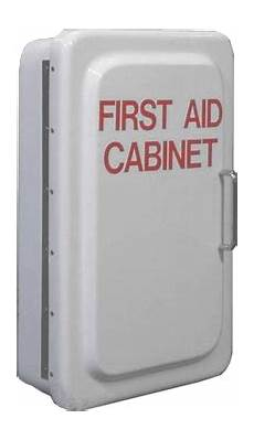 products surface mounted aid cabinet fac 1