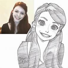 desenho de pessoas 75 strangers as anime sketches by rober dejesus