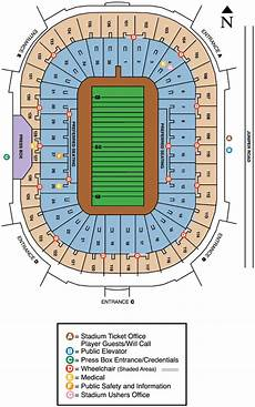 University Of Notre Dame Stadium Seating Chart Notre Dame Fighting Irish Tickets For Sale Schedules And