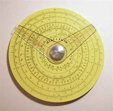Smith Chart Slide Rule Bilbo S Random Thought Collection Why A Slide Rule Is