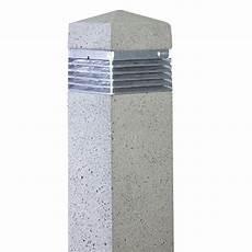 Concrete Bollard Lights Sq12 Square Cement Bollard Light Illuminator Wholesaler