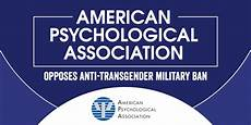 American Psychologica Association American Psychological Association Doubles Down On