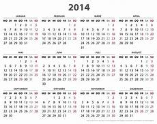 Month By Month Calendar 2015 2014 Calendar Calendar Yearly Printable