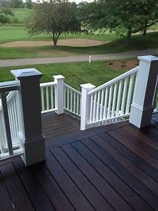 Light Or Dark Deck Stain Dark Cool Deck Paint Deck Colors