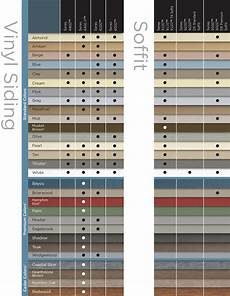 Crane Vinyl Siding Color Chart Truewall Vinyl Siding Products Accessories