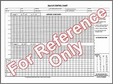 Xbar And R Chart Excel X Bar And R Chart Template