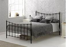 25 cool black wrought iron bed frame designs bedroom
