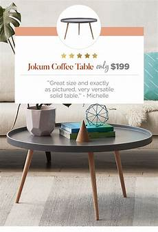 Scandinavian Designs Coupon Jokum Scandinavian Style Coffee Tray Table 199 00 Deals