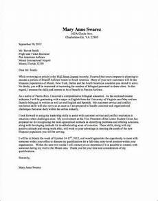 Cover Lertter Cover Letter Samples Uva Career Center