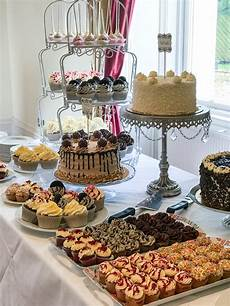 wedding cupcakes dessert tables lou cakes