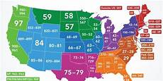 Dataquick Zip Code Chart The Surprising History And Meaning Behind Every Zip Code