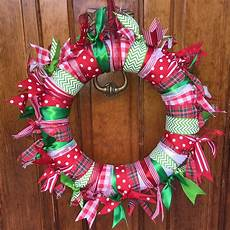 Design Your Own Ribbon Offray Easy Ribbon Wreath