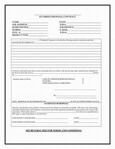 Construction Proposal Template Free Construction Proposal Template Free In 2020 With Images