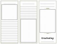 Free Printable Brochure Templates Online Brochure Template By The Techie Teacher Teachers Pay