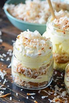 desserts coconut toasted coconut pudding the novice chef