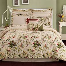 bed in a bag 12 pc tropical comforter set