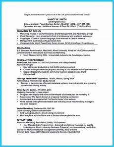 Business Management Cv The Most Excellent Business Management Resume Ever