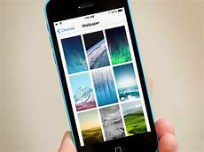 Changing Wallpaper On Iphone by How To Change The Wallpaper To Customize Your Iphone Or