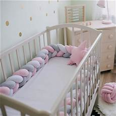 baby bed bumper knot mexten product is of high quality